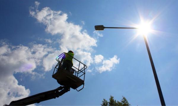 Ecolux Line Önkormányzati világítási munkák